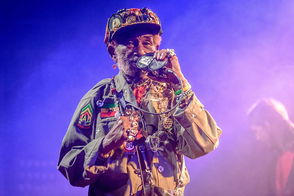 "Lee ""Scratch"" Perry, 2006"