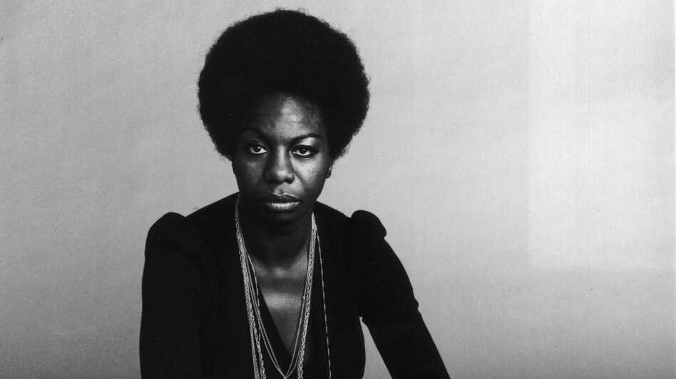 Nina Simone, 1969. Image: Getty